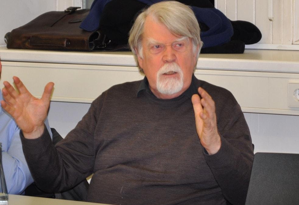 Hartmut Reiners spricht über die Bürgerversicherung