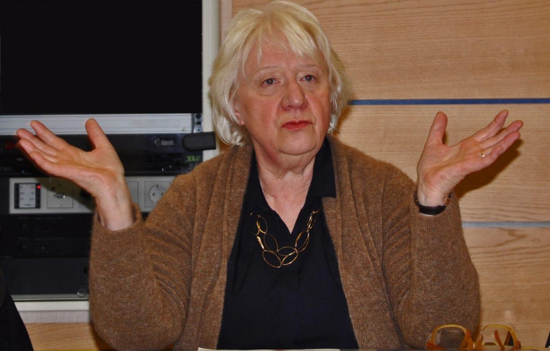 Karin Stötzner, Patientenbeauftragte für Berlin