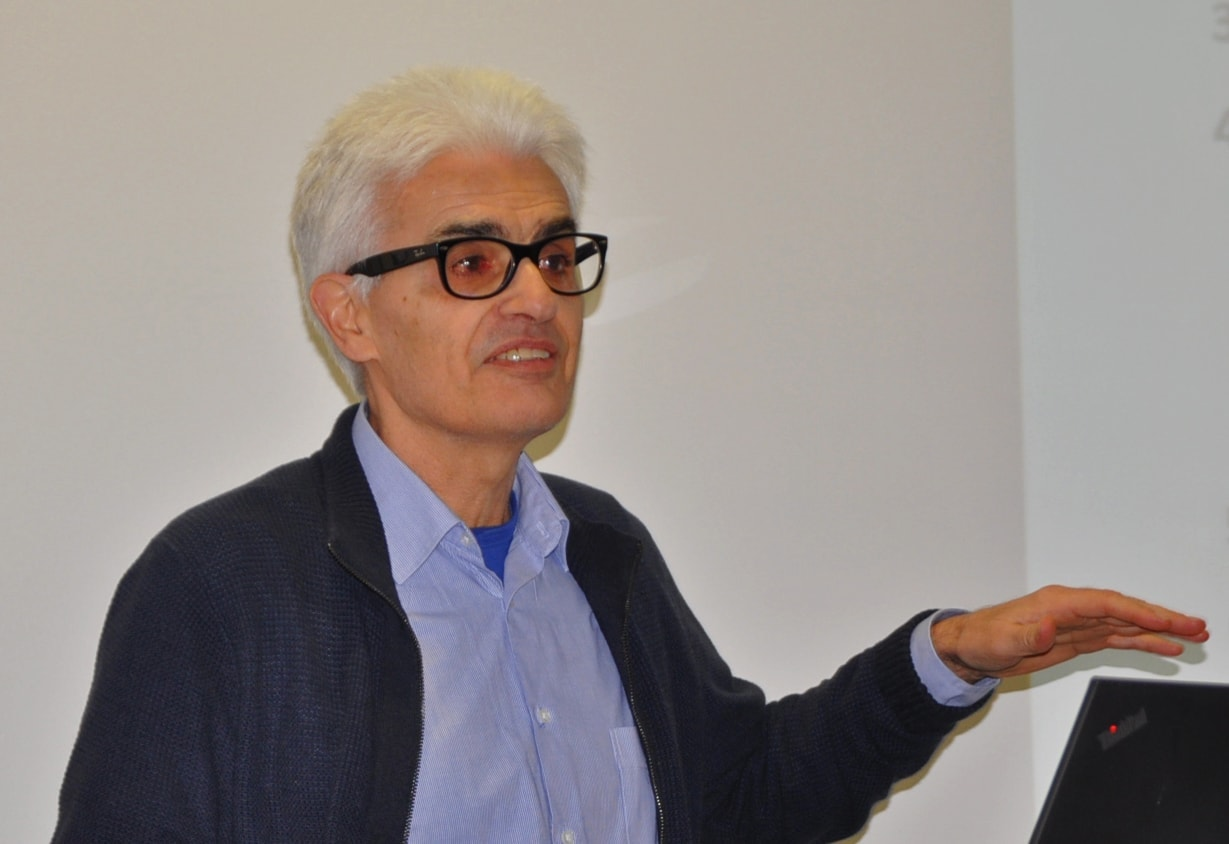 Dusan Tesic, Geschäftsführer beim Deutschen Hausärzteverband e.V. in Berlin