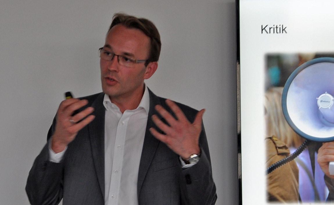 Matthias Kretzler, Seniorberater Gesundheitspolitik bei der Königlich Dänischen Botschaft