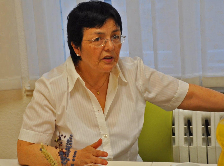 Dr. Jenny de la Torre Castro berichtet der ASG Berlin über Ihre Arbeit mit Obdachlosen