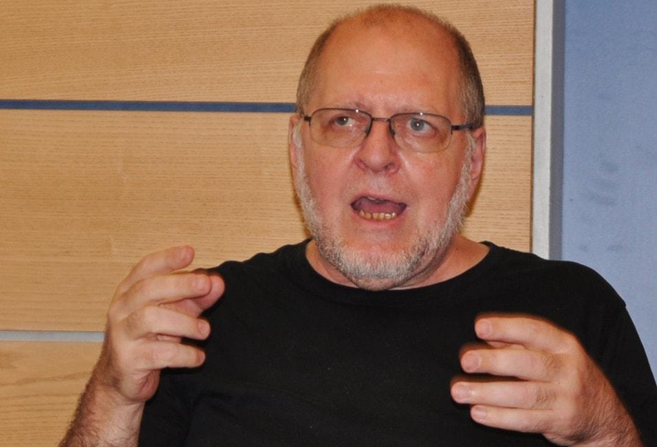 Franz Knieps, Vorstand BKK-Dachverband e.V., zu Besuch bei de ASG Berlin