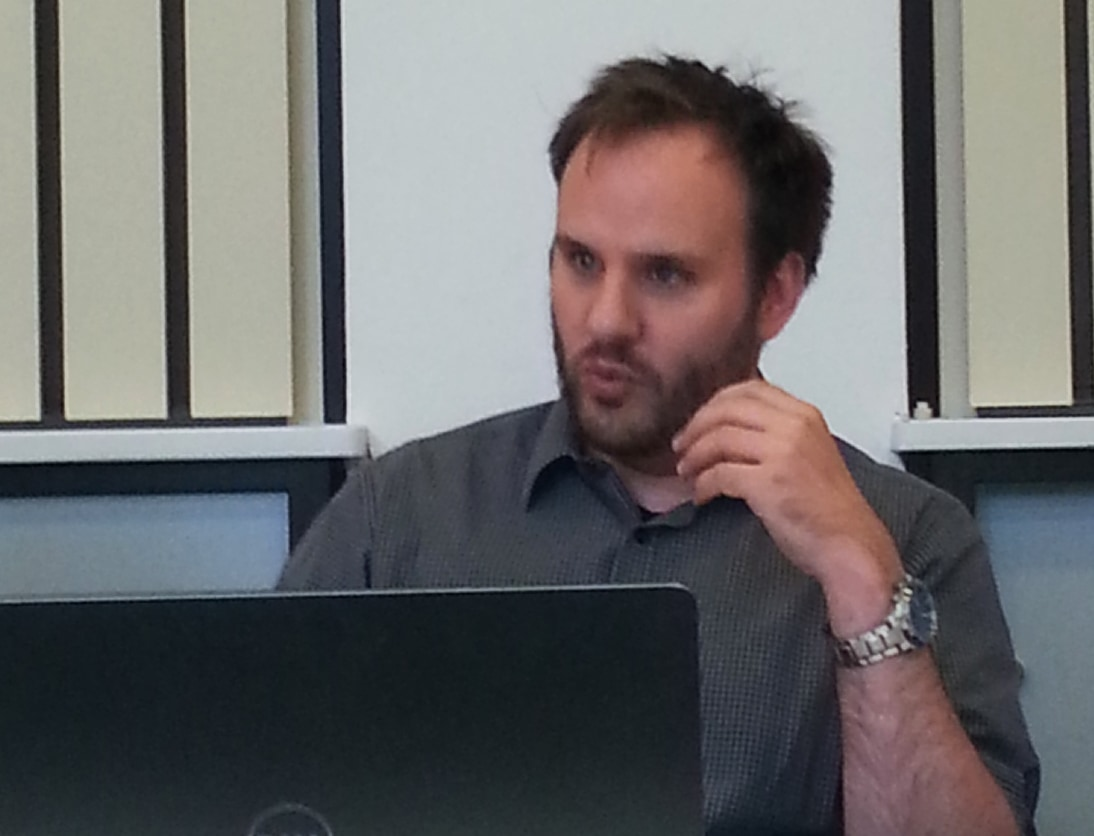 Philipp Kunze berichtet über die aktuelle Gesetzgebung