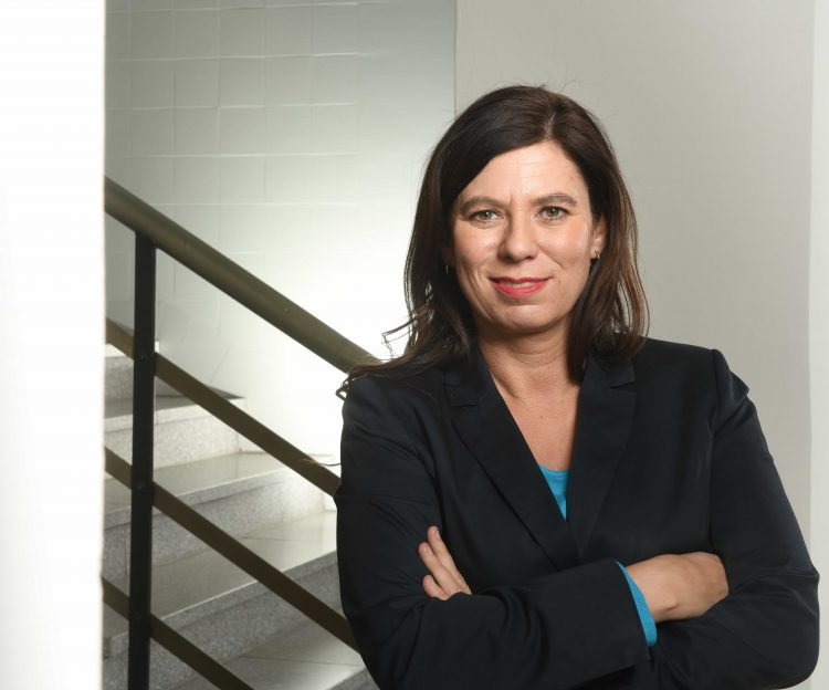 Sandra Scheeres