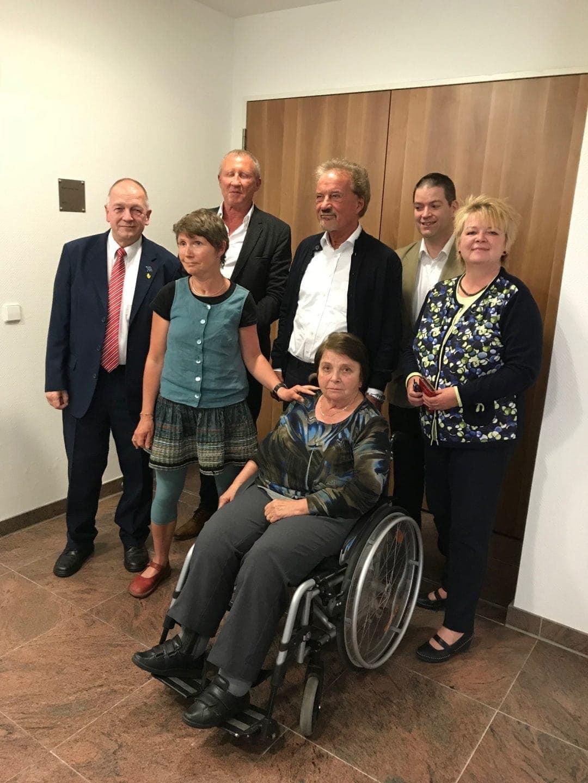 Landesvorstand SPD Selbst Aktiv Berlin