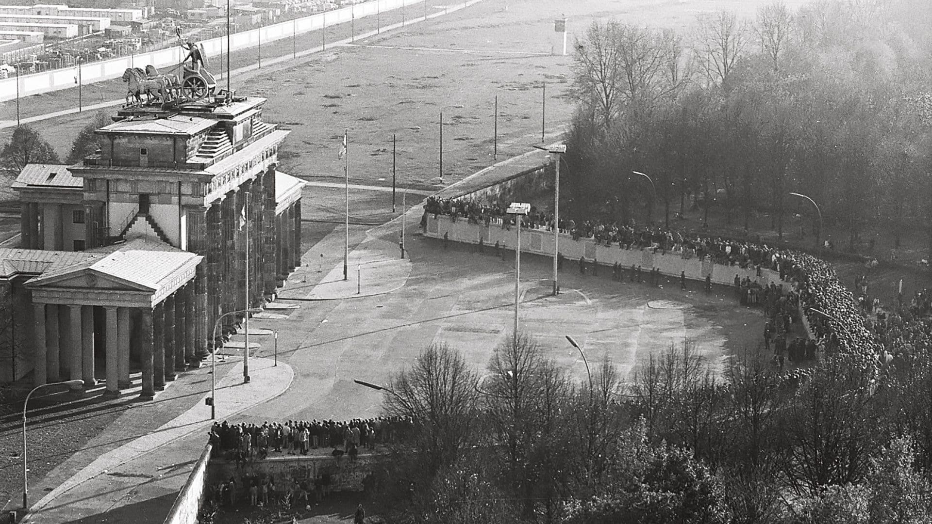 Brandenburger Tor Mauer