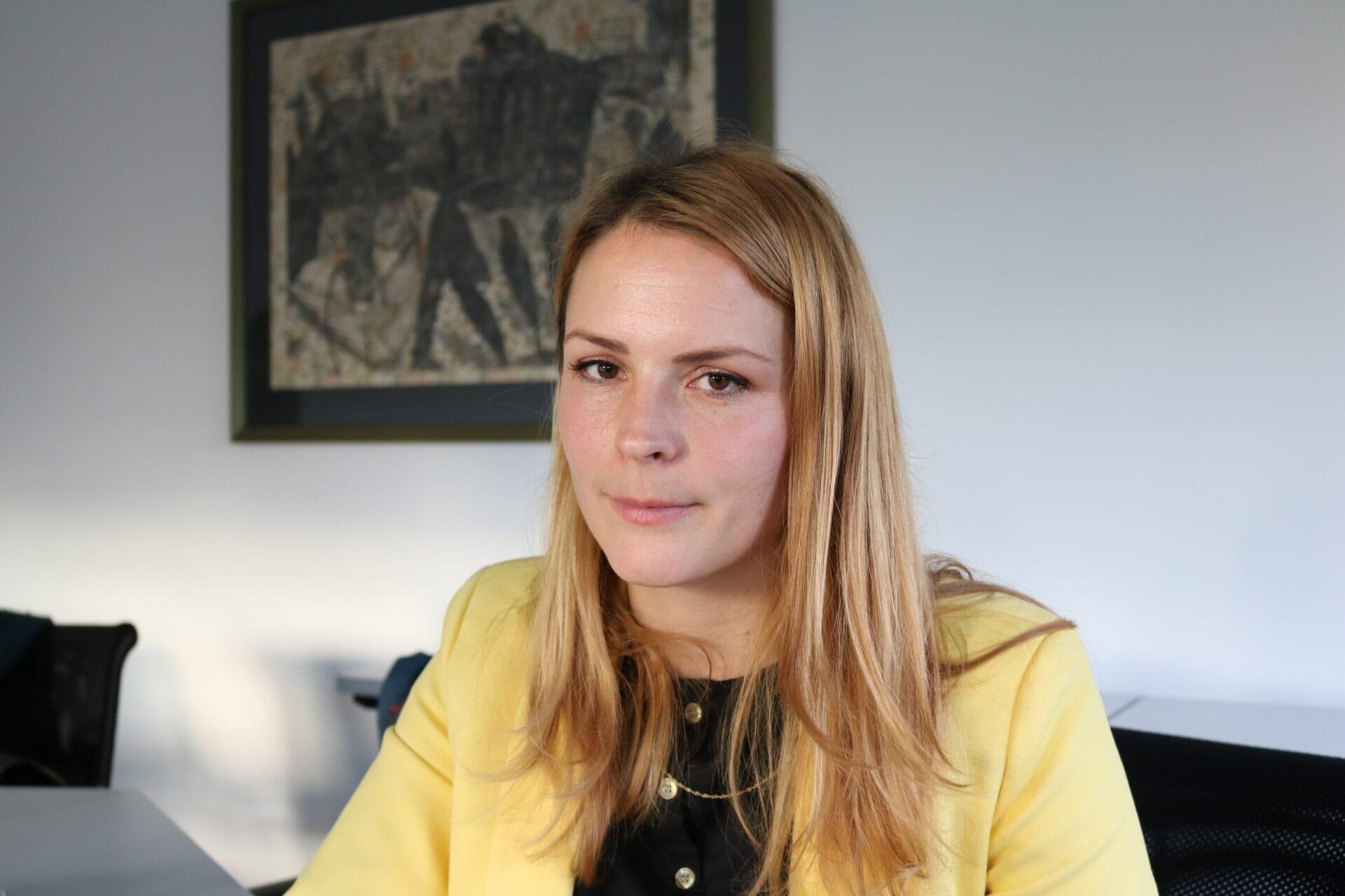 Kim Krach, Referentin für Geschlechter- und Familienpolitik der Friedrich-Ebert-Stiftung (FES) in Berlin
