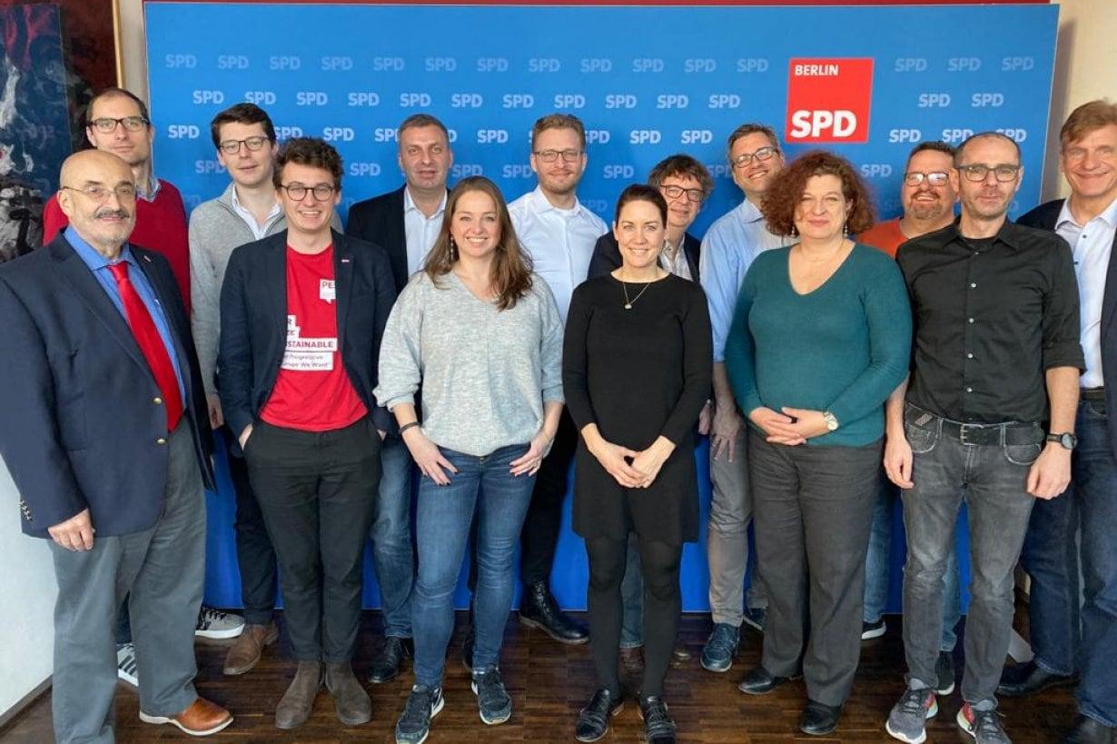 SPD im Ausland 1