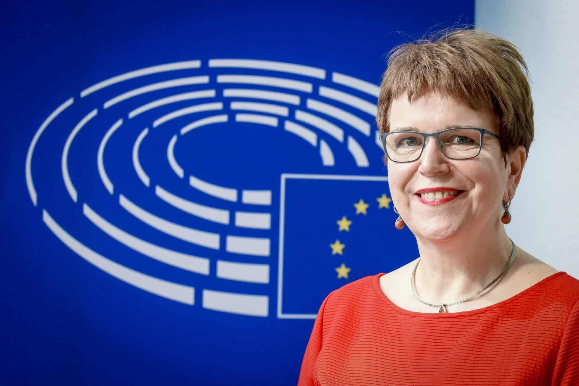 SPD-Europaabgeordnete Gaby Bischoff