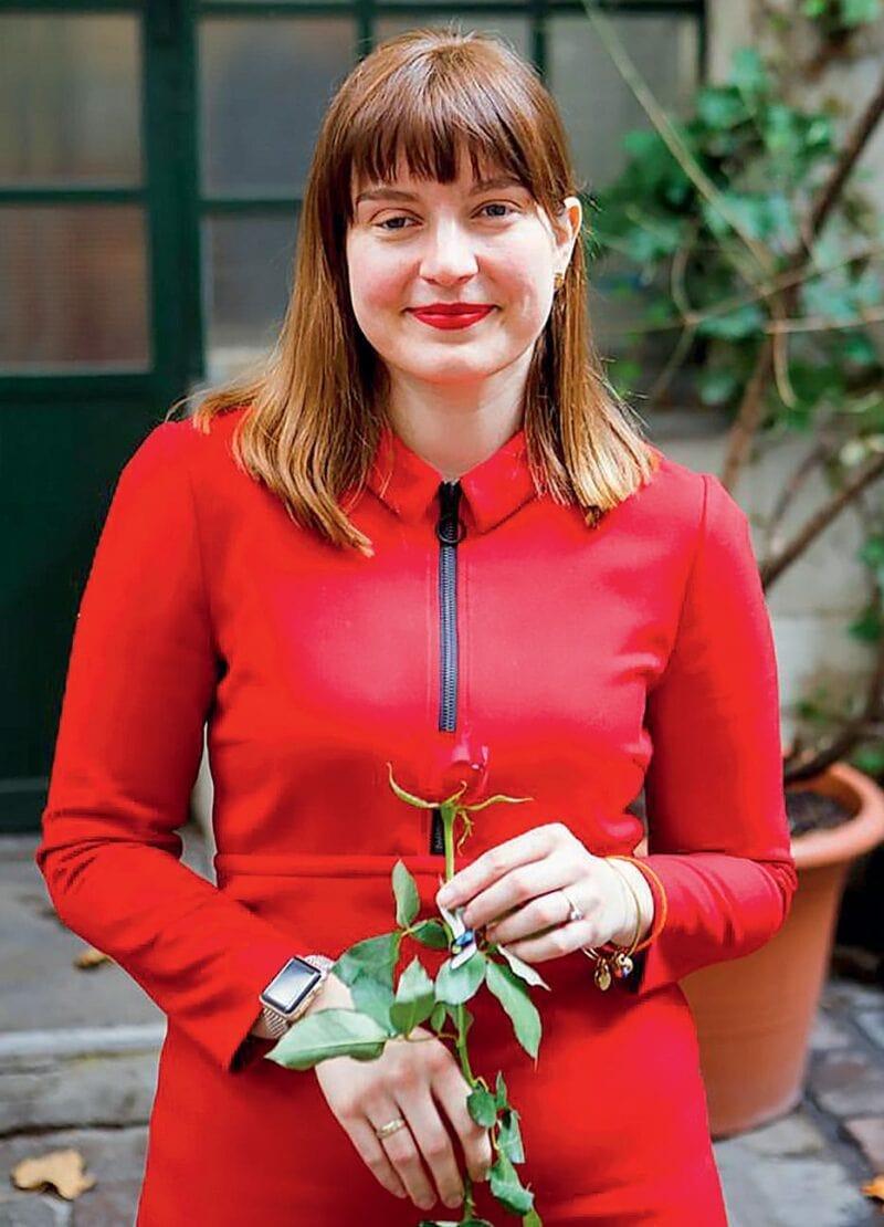 Susanne Fischer, Vorsitzende der ASF Berlin
