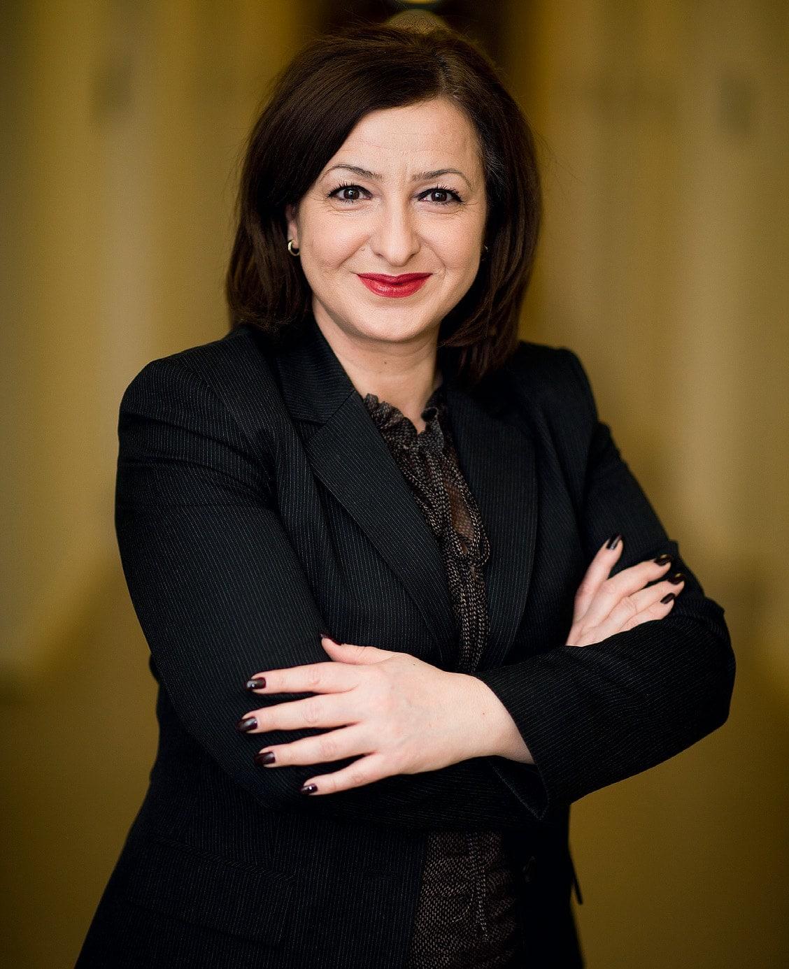 Gleichstellungssenatorin Dilek Kalayci