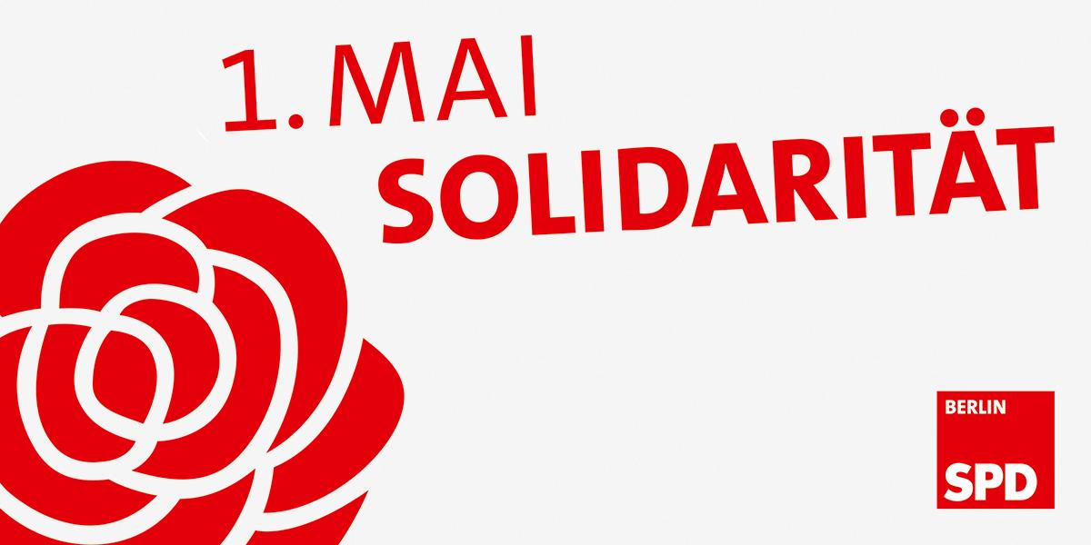 Tag der Arbeit 1. Mai: Solidarität