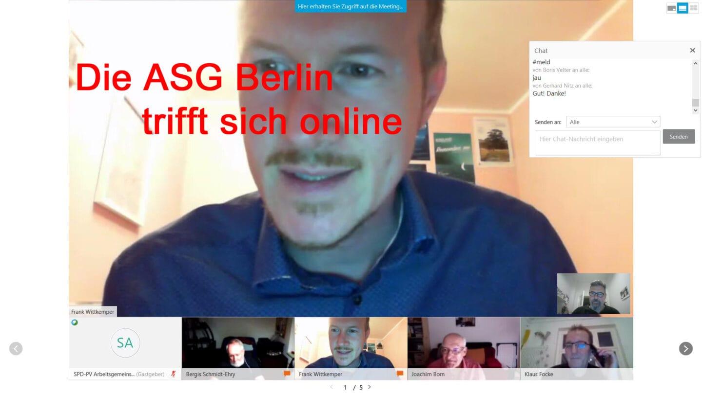 AG Sozialdemokratinnen und Sozialdemokraten im Gesundheitswesen (ASG) 9