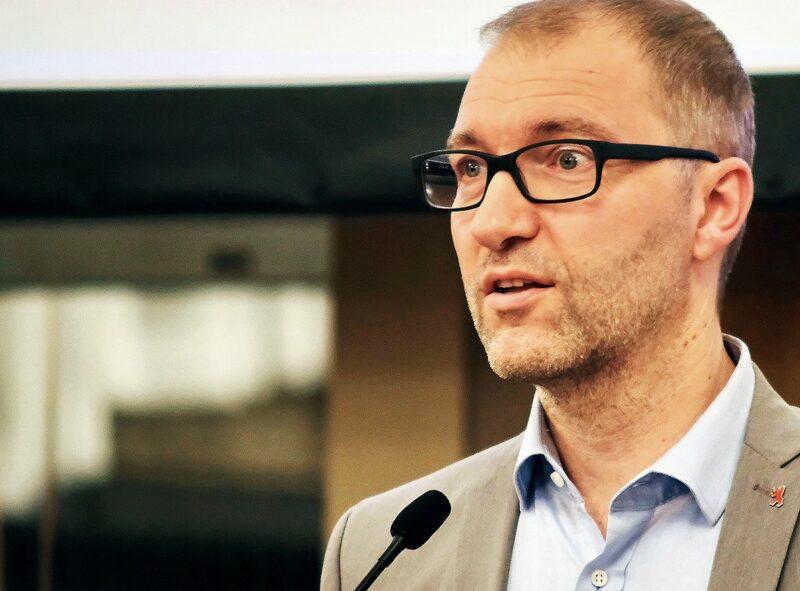 Daniel Buchholz ist Sprecher für Stadtentwicklung und Umwelt der SPD-Fraktion im Berliner Abgeordnetenhaus.