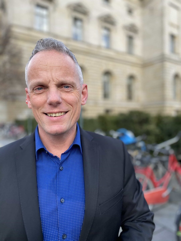 Tino Schopf, verkehrspolitischer Sprecher der SPD-Fraktion im AGH