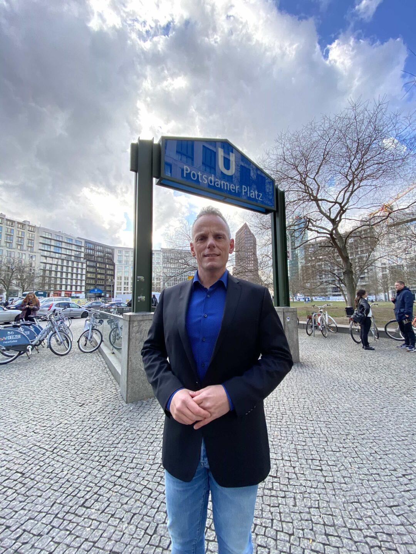 ino Schopf, verkehrspolitischer Sprecher der SPD-Fraktion im AGH