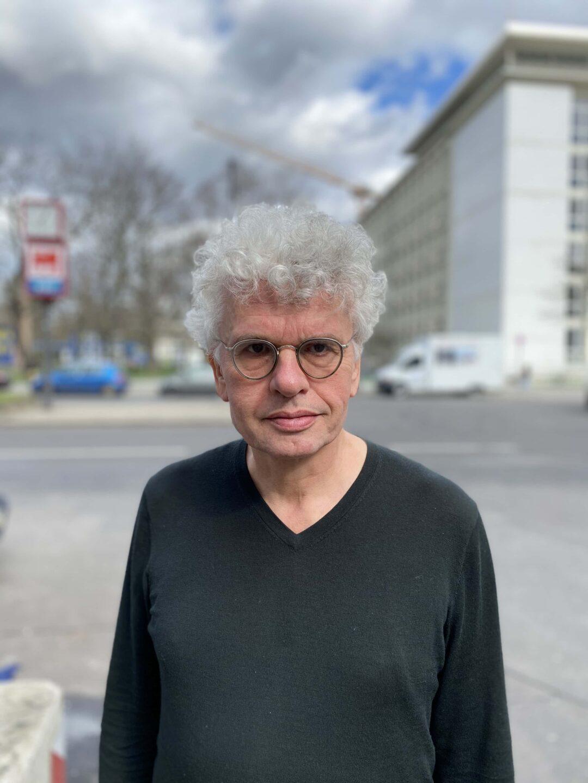 """Roland Stimpel sitzt im Vorstand des Vereins """"FUSS e.V."""""""