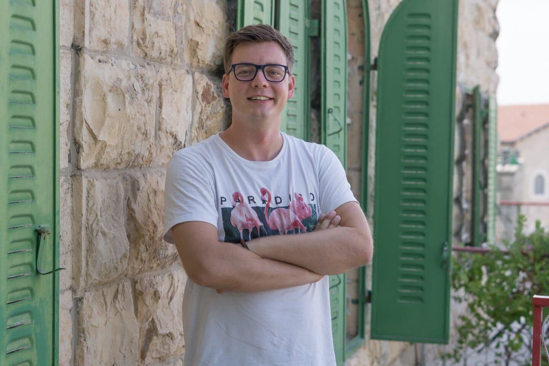 WBC-Projektmanager Tobias Pietsch