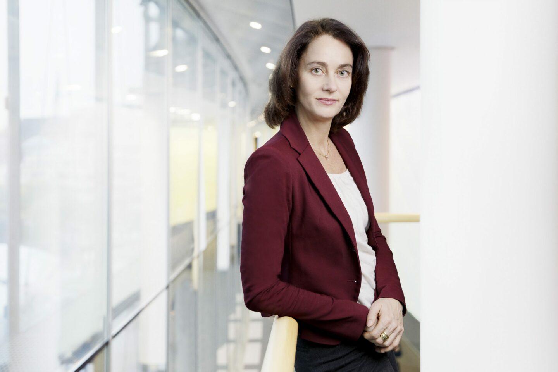 Katarina Barley, Vizepräsidentin des Europäischen Parlaments
