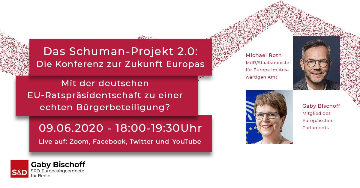 Das Schuman-Projekt 2.0: Die Konferenz zur Zukunft Europas 1