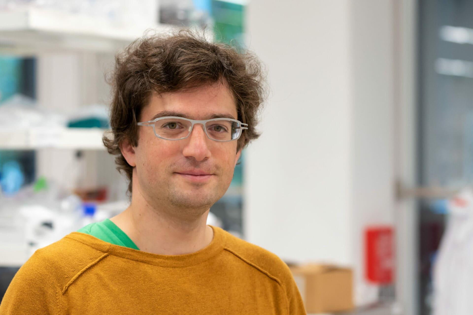 Emanuel Wyler, Biochemiker am Max-Delbrück-Centrum (MDC) in Berlin-Mitte