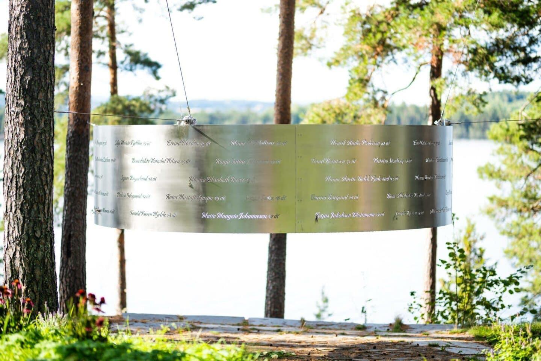 Gedenkkundgebung für die Opfer des Massakers von Oslo und Utøya 1
