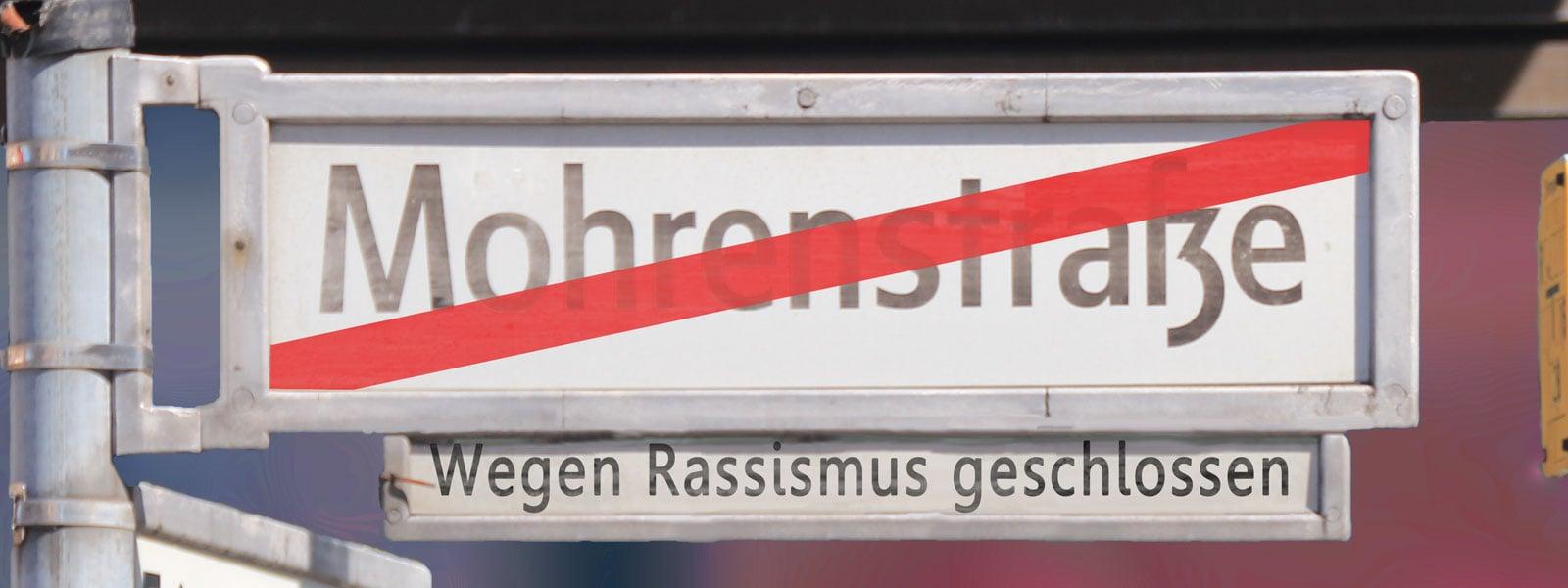 Umbenennung Mohrenstraße