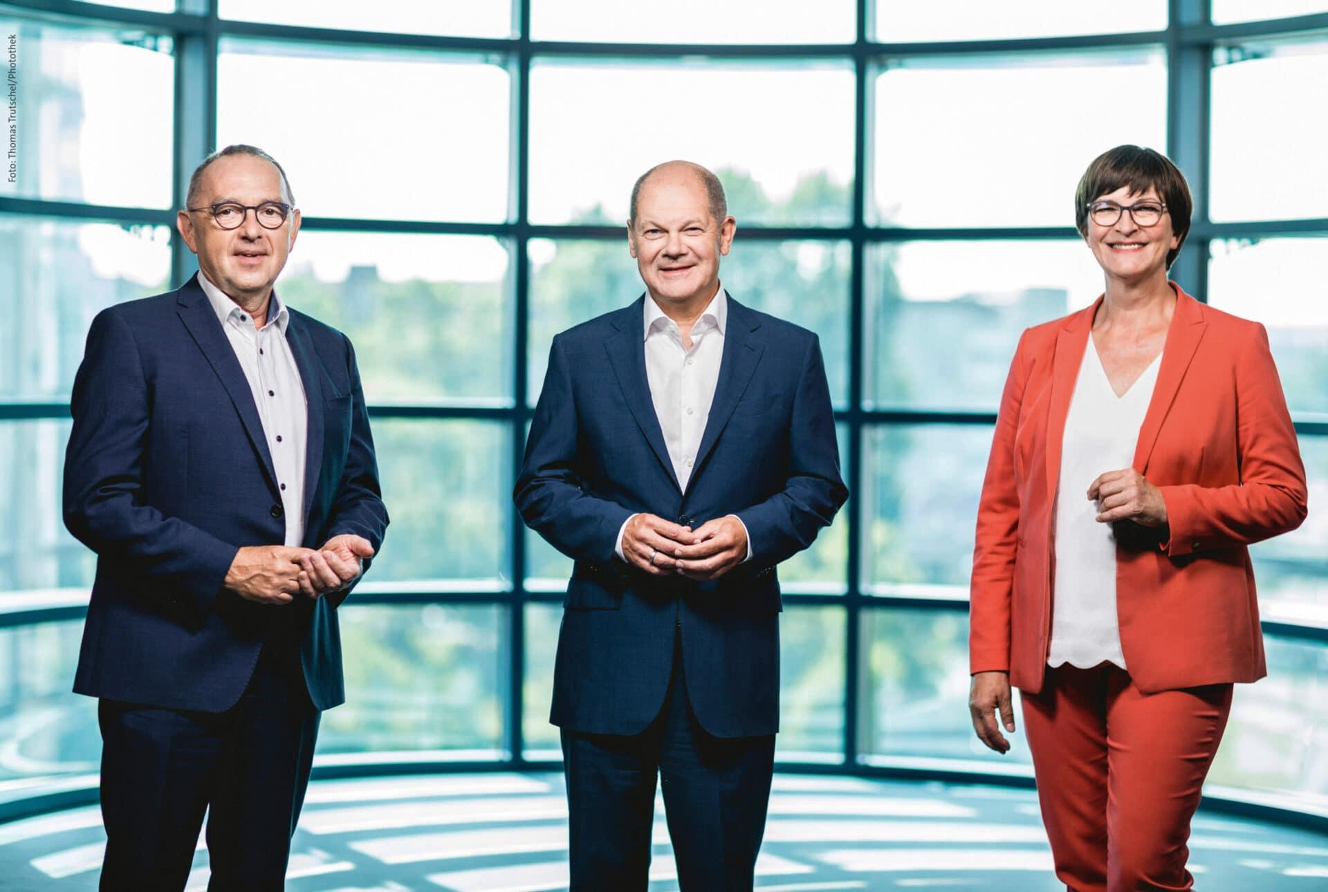 Olaf Scholz ist SPD-Kanzlerkandidat
