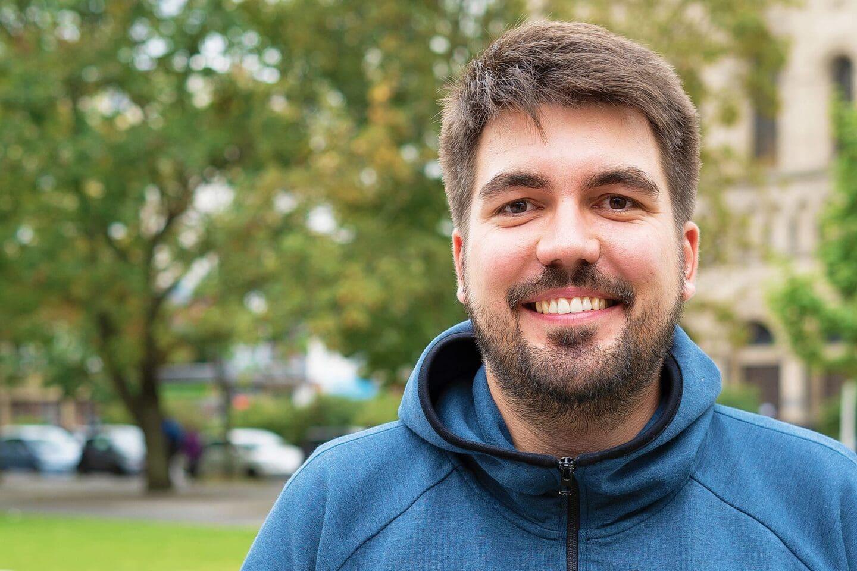Adam Traczyk ist Politikwissenschaftler und kennt die politische Lage in Polen genau.
