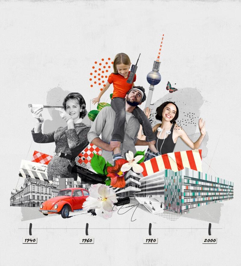 Titel BERLINER STIMME 06/2020: Generationen