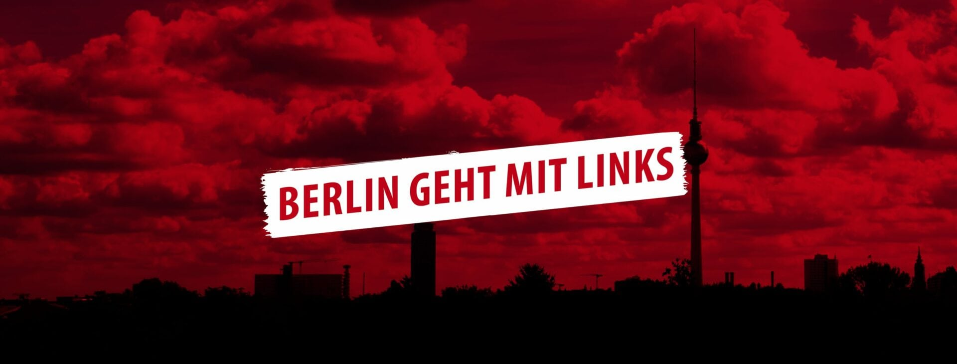 Berlin geht mit links