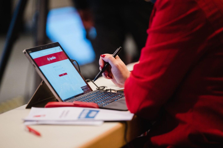 Digitaler Landesparteitag der SPD Berlin mit OpenSlides