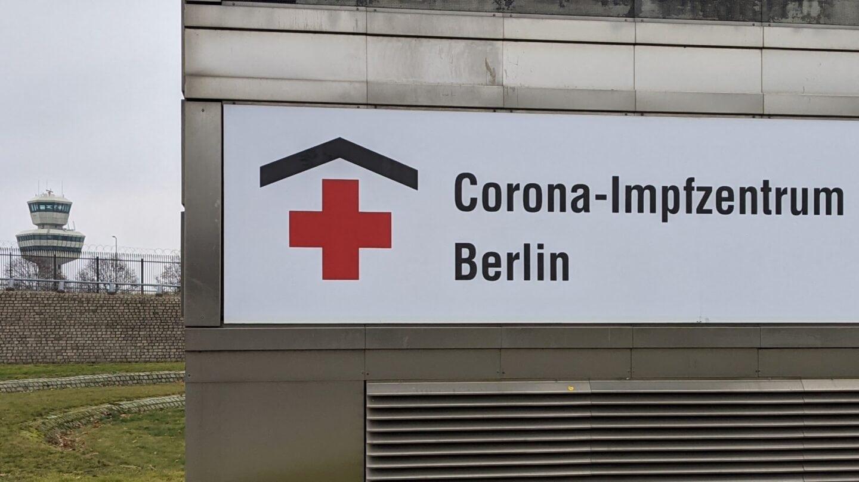 Corona-Impfzentrum Berlin