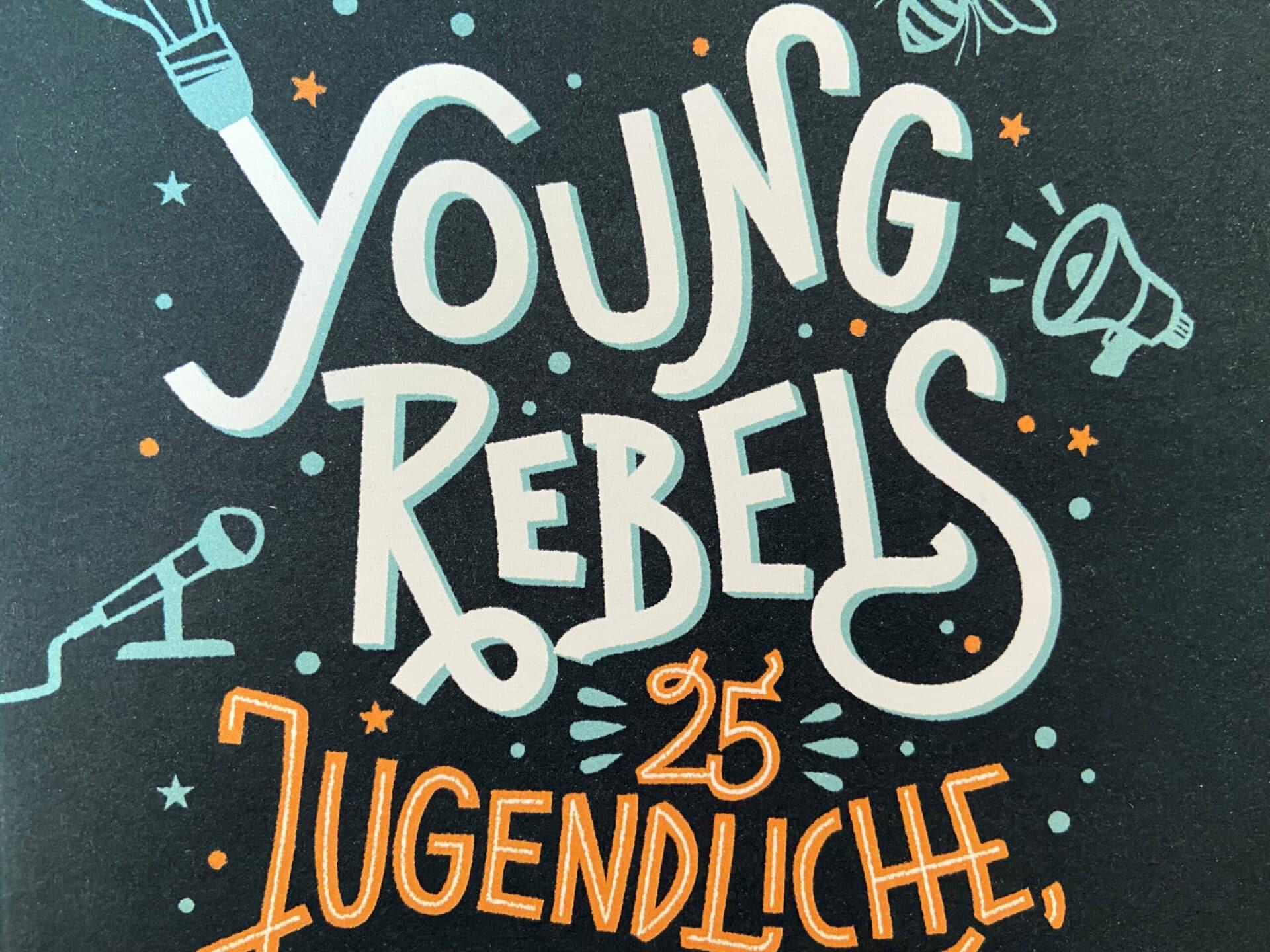 "Buchcover ""Young Rebels"""