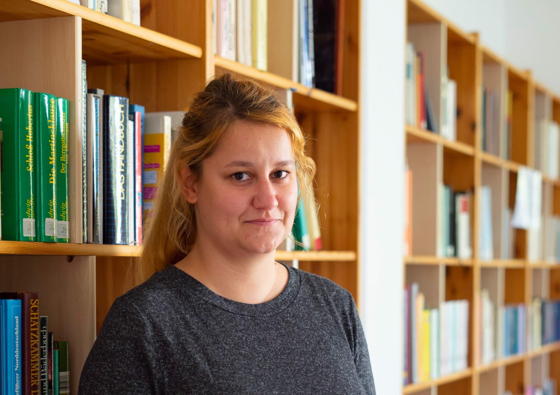 Projektleiterin Anne Stöckmann