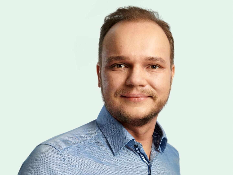 Dmitri Geidel