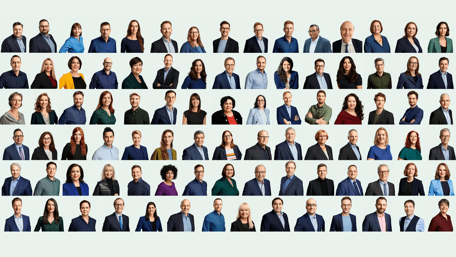 Kandidatinnen und Kandidaten der SPD Berlin 2021