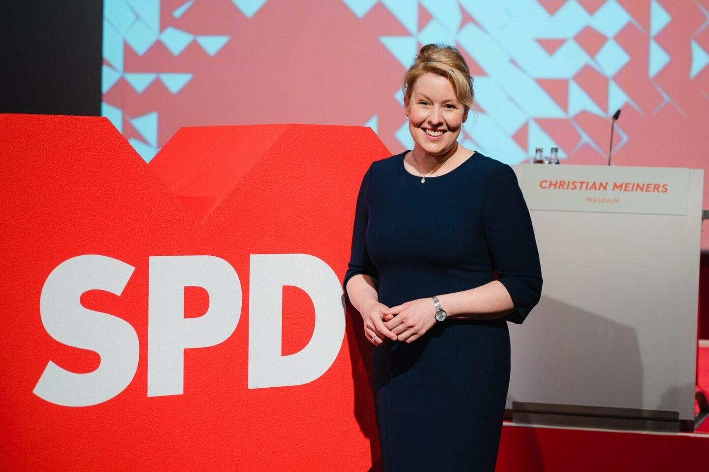 Landesparteitag der Berliner SPD: Ganz sicher Berlin 2