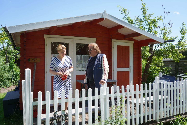 Giffeys Gartenhaus 2