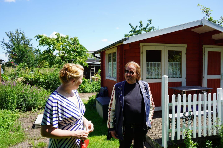 Giffeys Gartenhaus 3