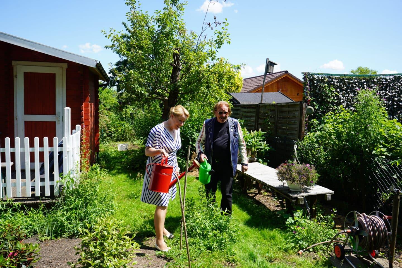 Giffeys Gartenhaus 4