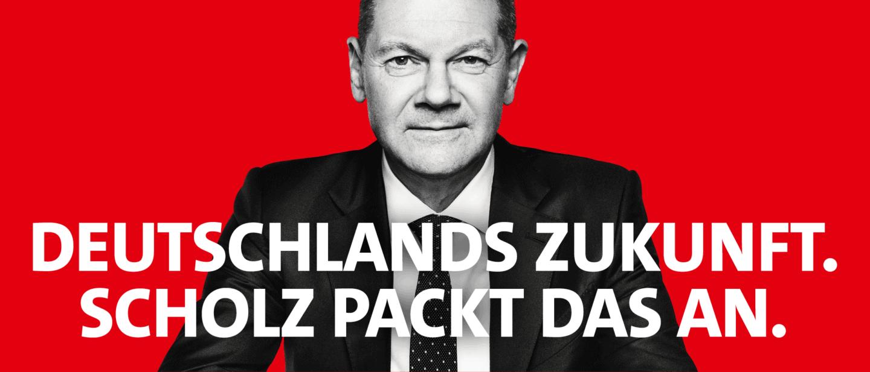 Deutschlands Zukunft. Scholz packt das an. 1