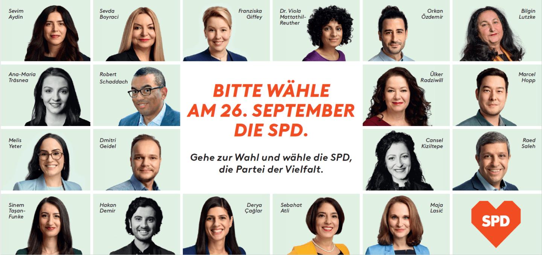 Veranstaltung der AG Migration und Vielfalt Berlin   Respekt und Anerkennung für Berlins Einwanderergenerationen 1