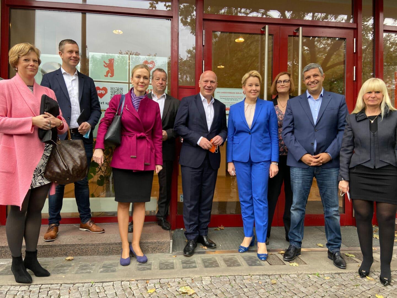Sondierung mit Berliner CDU
